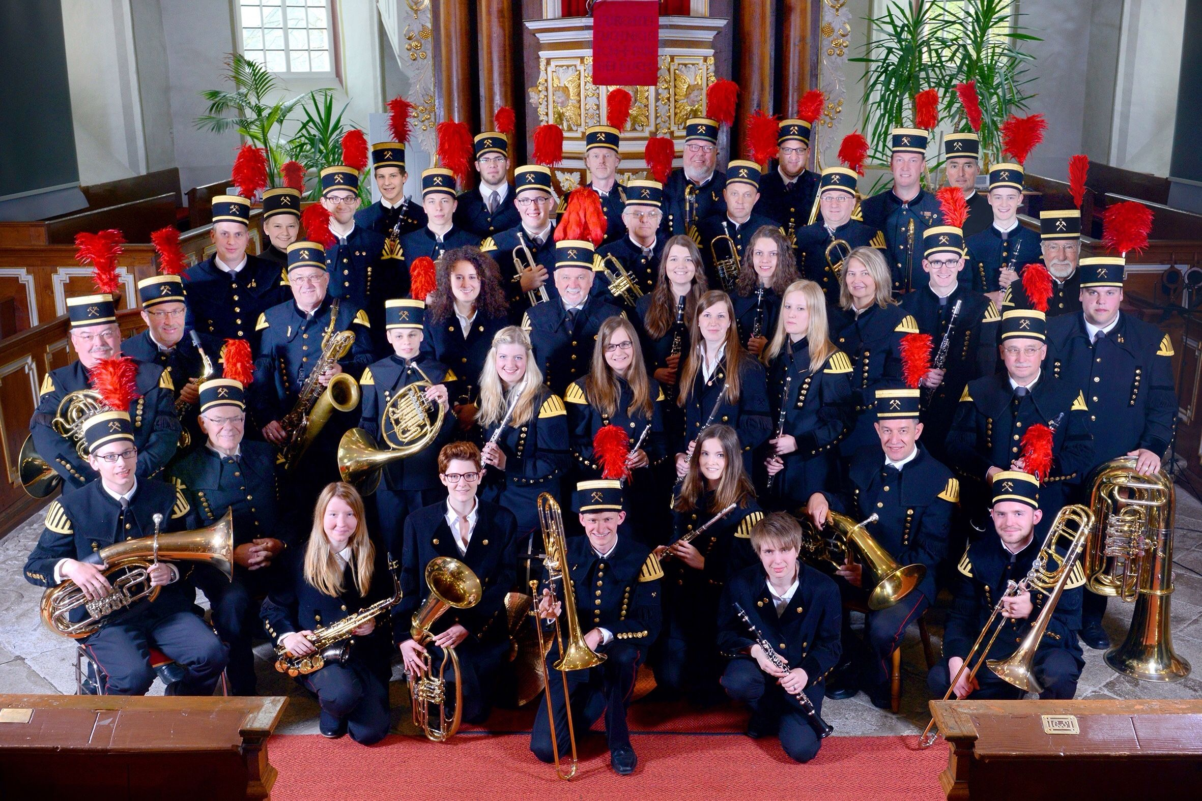 Grosses Orchester 2015